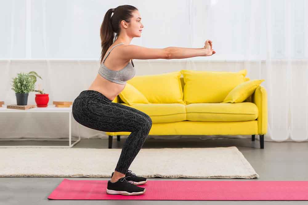 3 najlepsze ćwiczenia na zdrowe i zgrabne pośladki