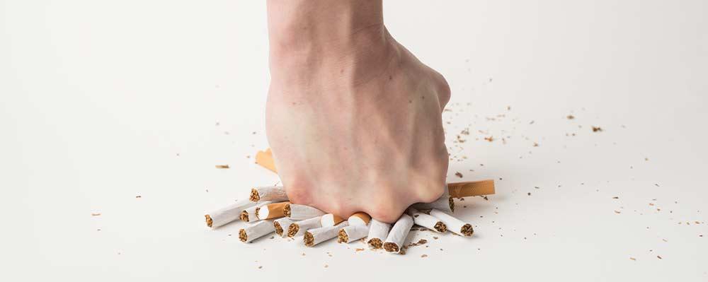 Palenie najlepiej jest rzucić – z tym nie ma dyskusji.