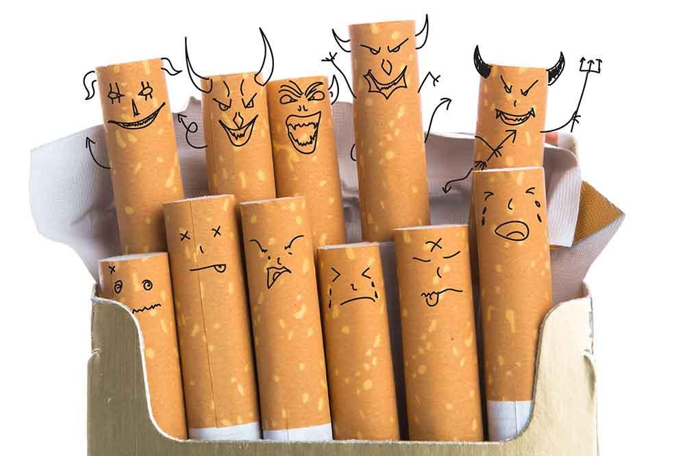 Palenie a dieta – co jeść, żeby żyć dłużej i nie rzucać palenia