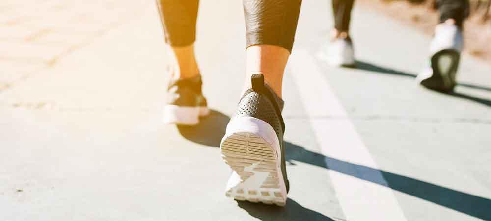 Chodzenie i ruch to skuteczne sposoby na senność i brak energii