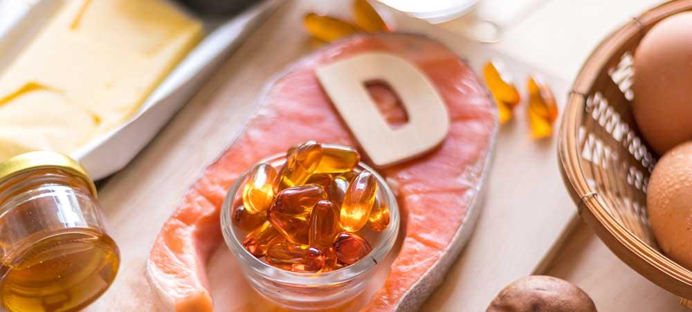 Poziom witaminy D warto zbadać wczesną wiosną i późną jesienią
