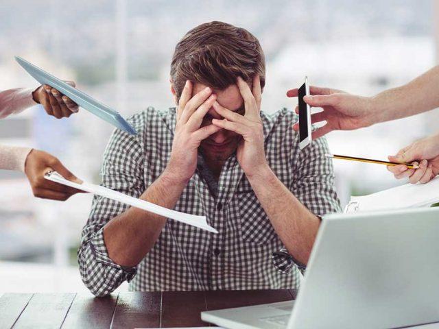 We współczesnym świecie cierpimy na nadmiar stresujących bodźców