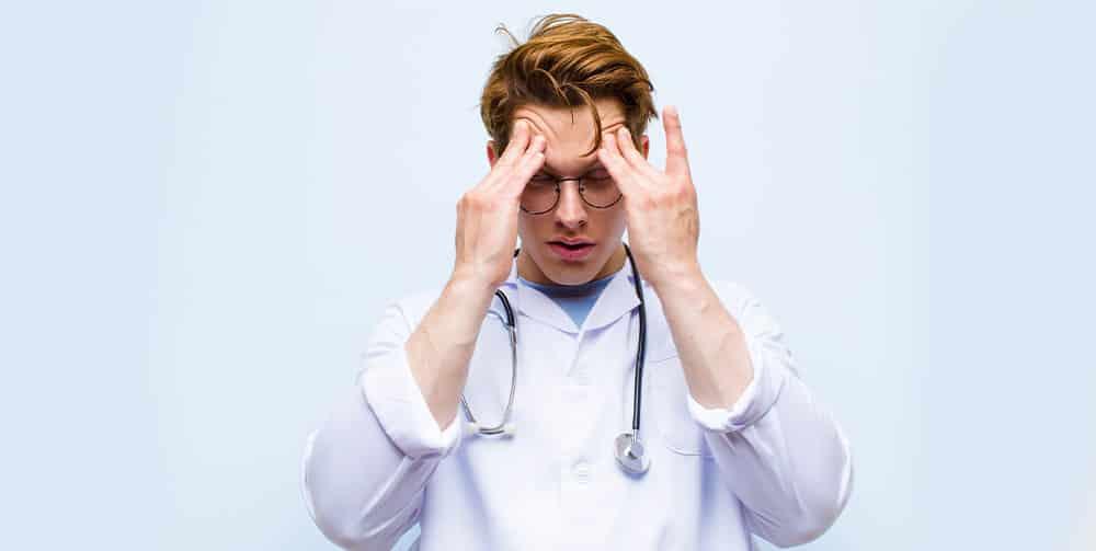 Lekarz też człowiek i ma prawo do błędu