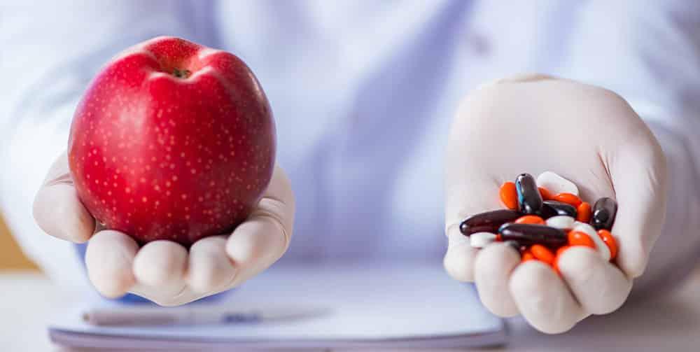 Zdrowe nawyki obejmują między innymi uzupełnianie niedoborów
