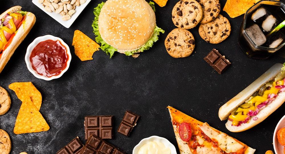 Skóra starzeje się za szybko, jeśli często jesz produkty smażone lub prażone