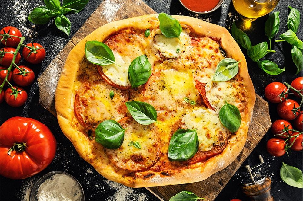 Jak przygotować zdrową wersję pizzy