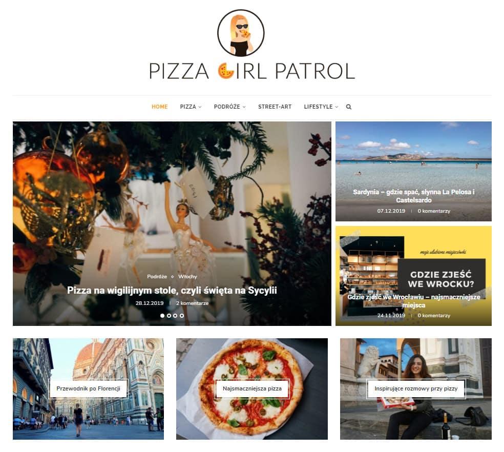 Zdrowa pizza – mało kto w Polsce wie na ten temat więcej niż Pizza Girl Patrol