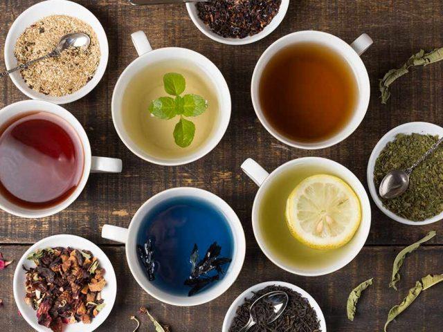 Herbata – co daje jej picie?