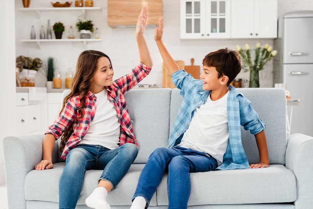 Jak Twoje rodzeństwo wpływa na Twoje zdrowie
