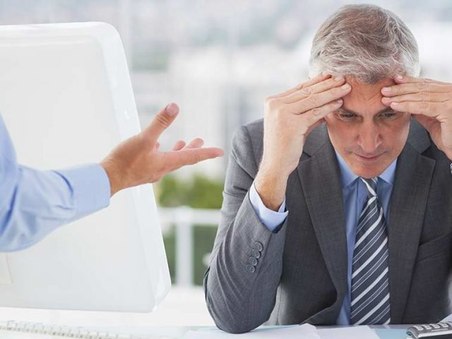 Czy krawat może powodować ból głowy
