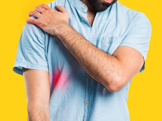 Ból barku – sygnał problemów z wątrobą