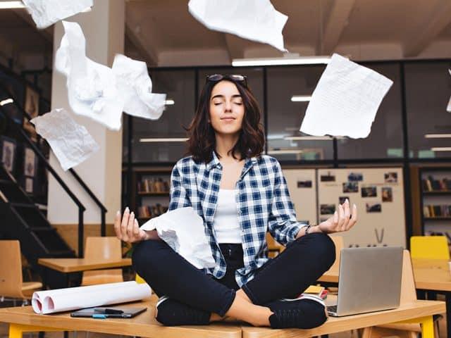 Napięcie i stres – 6 skutecznych technik relaksacji