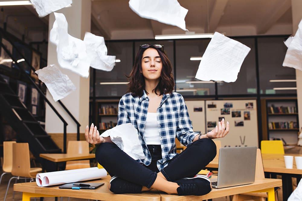 Jak zredukować napięcie i stres?